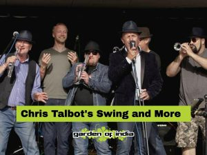 Chris Talbot's Swing & More at Garden Of India